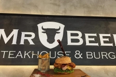 deska do serwowania burgera