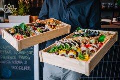 mostek do sushi - mami sushi