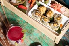 mostek do sushi - sen warsaw