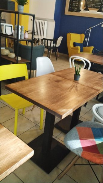 Wooden Restaurant Table What Size Thickness Table Top Wooden Stuff