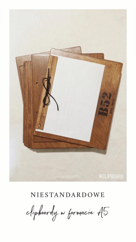 Bejcowana deska - WoodenStuff