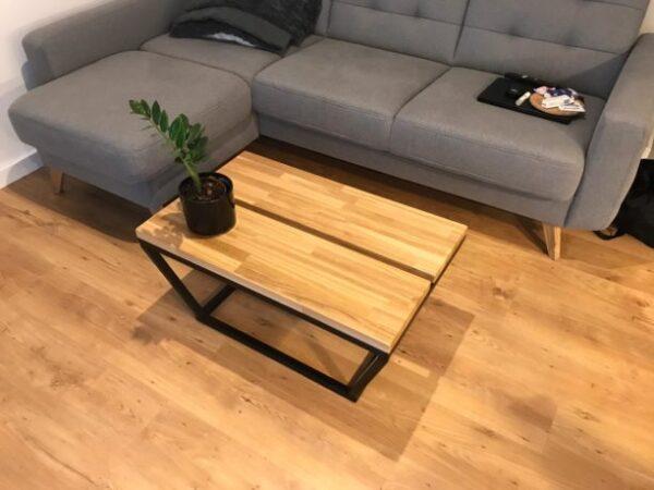 Stolik kawowy - WoodenStuff
