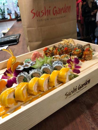 mostek na sushi