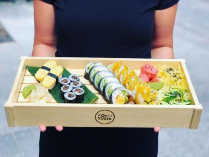 mostek do sushi