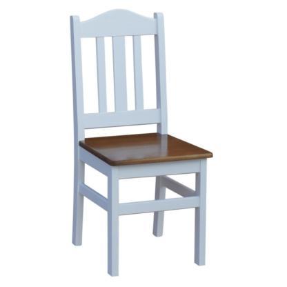 drewniane krzesło proste
